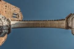 Αψίδα Aracha Στοκ εικόνα με δικαίωμα ελεύθερης χρήσης
