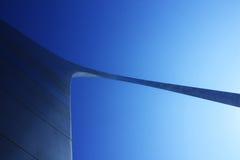 αψίδα Louis ST Στοκ φωτογραφία με δικαίωμα ελεύθερης χρήσης