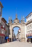 Αψίδα Rua Souto Στοκ εικόνα με δικαίωμα ελεύθερης χρήσης