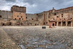 Αψίδες, Fortress de Salses Στοκ Φωτογραφίες