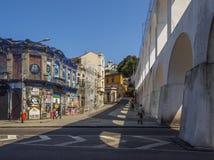 Αψίδες Lapa στο Ρίο Στοκ Εικόνες