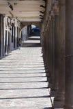 Αψίδες Plaza de Armas Cusco, Περού Στοκ εικόνες με δικαίωμα ελεύθερης χρήσης