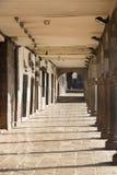 Αψίδες Plaza de Armas Cusco, Περού Στοκ Φωτογραφίες
