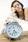 αϋπνία Στοκ εικόνες με δικαίωμα ελεύθερης χρήσης