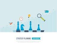 Αύξηση επένδυσης Επιχείρηση στρατηγικής Επένδυση απεικόνιση αποθεμάτων