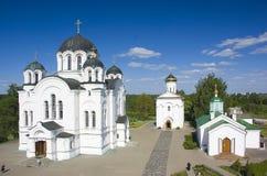αύξηση καθεδρικών ναών Στοκ φωτογραφία με δικαίωμα ελεύθερης χρήσης