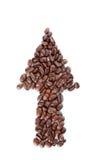αύξηση καφέ Στοκ Εικόνες