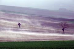 αύξηση ομίχλης Στοκ εικόνες με δικαίωμα ελεύθερης χρήσης