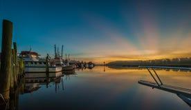 Αύξηση της The Sun Στοκ εικόνα με δικαίωμα ελεύθερης χρήσης