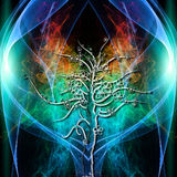 Αύρα δέντρων απεικόνιση αποθεμάτων