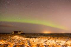 Αύρα Borealis Στοκ φωτογραφίες με δικαίωμα ελεύθερης χρήσης
