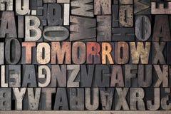 αύριο Στοκ εικόνες με δικαίωμα ελεύθερης χρήσης