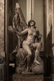 Αλήθεια που παρουσιάζεται μέχρι το χρόνο από το Gian Lorenzo Bernini Στοκ εικόνα με δικαίωμα ελεύθερης χρήσης