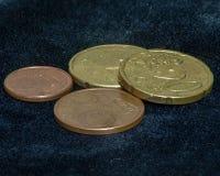 Αλλαγή από την τσέπη μου Στοκ φωτογραφία με δικαίωμα ελεύθερης χρήσης