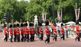Αλλαγή της φρουράς, Λονδίνο στοκ φωτογραφία με δικαίωμα ελεύθερης χρήσης
