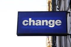 αλλαγή Στοκ φωτογραφίες με δικαίωμα ελεύθερης χρήσης