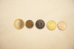 Αλλαγή Forint Στοκ φωτογραφίες με δικαίωμα ελεύθερης χρήσης