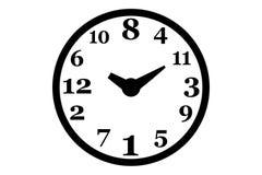 Αλλαγμένο ρολόι Στοκ εικόνα με δικαίωμα ελεύθερης χρήσης