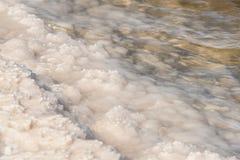 Αλατισμένη λίμνη στοκ εικόνα με δικαίωμα ελεύθερης χρήσης