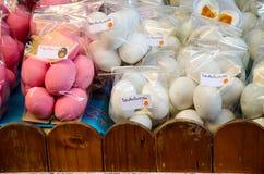 Αλατισμένο αυγό στοκ φωτογραφία με δικαίωμα ελεύθερης χρήσης