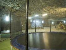 Αλατισμένο ορυχείο των Μάρι Ocnele Στοκ φωτογραφία με δικαίωμα ελεύθερης χρήσης