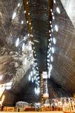 Αλατισμένο ορυχείο Στοκ φωτογραφίες με δικαίωμα ελεύθερης χρήσης