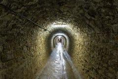 Αλατισμένο ορυχείο Turda αλυκών Στοκ εικόνες με δικαίωμα ελεύθερης χρήσης
