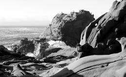 Αλατισμένο σημείο Καλιφόρνια Στοκ Εικόνες
