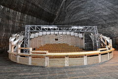 αλατισμένο turda ορυχείων Στοκ Εικόνα