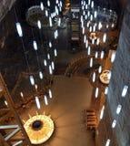 αλατισμένο turda ορυχείων Στοκ εικόνα με δικαίωμα ελεύθερης χρήσης