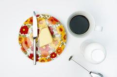 Αλεξίσφαιρος καφές receipe Στοκ Φωτογραφία