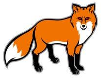 αλεπού Στοκ εικόνες με δικαίωμα ελεύθερης χρήσης