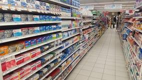 αλλεργία Φάρμακα στο φαρμακείο Στοκ Εικόνες