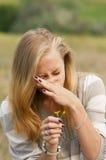 αλλεργιών Στοκ Φωτογραφίες