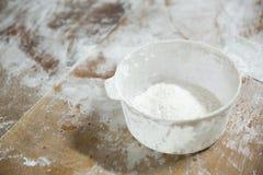Αλεύρι μαλακού σίτου Στοκ φωτογραφία με δικαίωμα ελεύθερης χρήσης