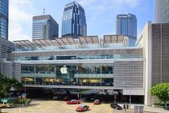 Α.Ε. της Apple. Στοκ Φωτογραφία