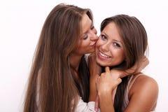 Αδελφές αγάπης Στοκ Εικόνες