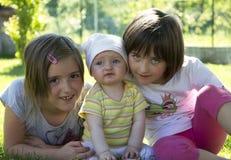 Αδελφές Στοκ εικόνες με δικαίωμα ελεύθερης χρήσης