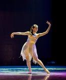 Αδελφή-σύγχρονος χορός Στοκ Φωτογραφίες