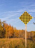 Αδιέξοδο οδικό σημάδι Στοκ εικόνα με δικαίωμα ελεύθερης χρήσης