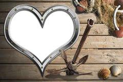 Αλιεία αγάπης διανυσματική απεικόνιση