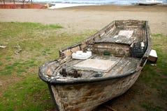 αλιεία βαρκών παλαιά στοκ φωτογραφία με δικαίωμα ελεύθερης χρήσης