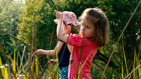 Αλιεία παιδάκι #10 Στοκ φωτογραφία με δικαίωμα ελεύθερης χρήσης
