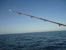 Αλιεία στον ωκεανό Στοκ εικόνες με δικαίωμα ελεύθερης χρήσης