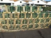 αλιεία ψαροκόφινων Στοκ εικόνα με δικαίωμα ελεύθερης χρήσης