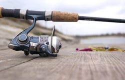 Αλιευτικό εργαλείο Στοκ Εικόνες