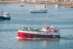 Αλιευτικό σκάφος μπακαλιάρων Στοκ Εικόνες
