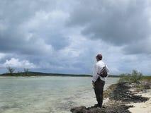 Αλιεύοντας ανίχνευση Στοκ εικόνα με δικαίωμα ελεύθερης χρήσης
