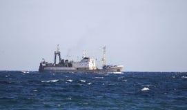 Αλιεύοντας αλιευτικό πλοιάριο. Στοκ Φωτογραφία