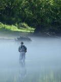 αλιεύοντας μύγα Στοκ εικόνα με δικαίωμα ελεύθερης χρήσης